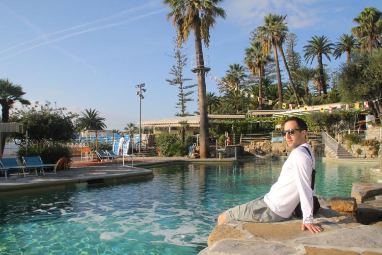 It Never Gets Old. Royal Hotel Sanremo