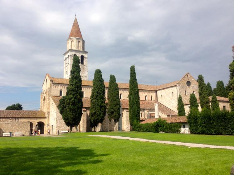 A Walk Through the Past in Aquileia