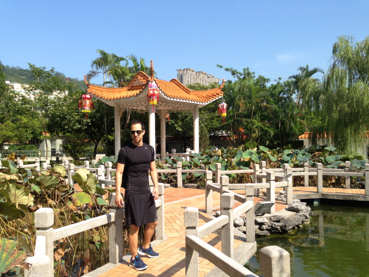The Macau Workout