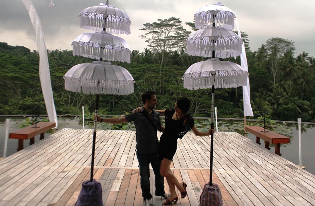 Valentine's Day at the Four Seasons Ubud, Bali