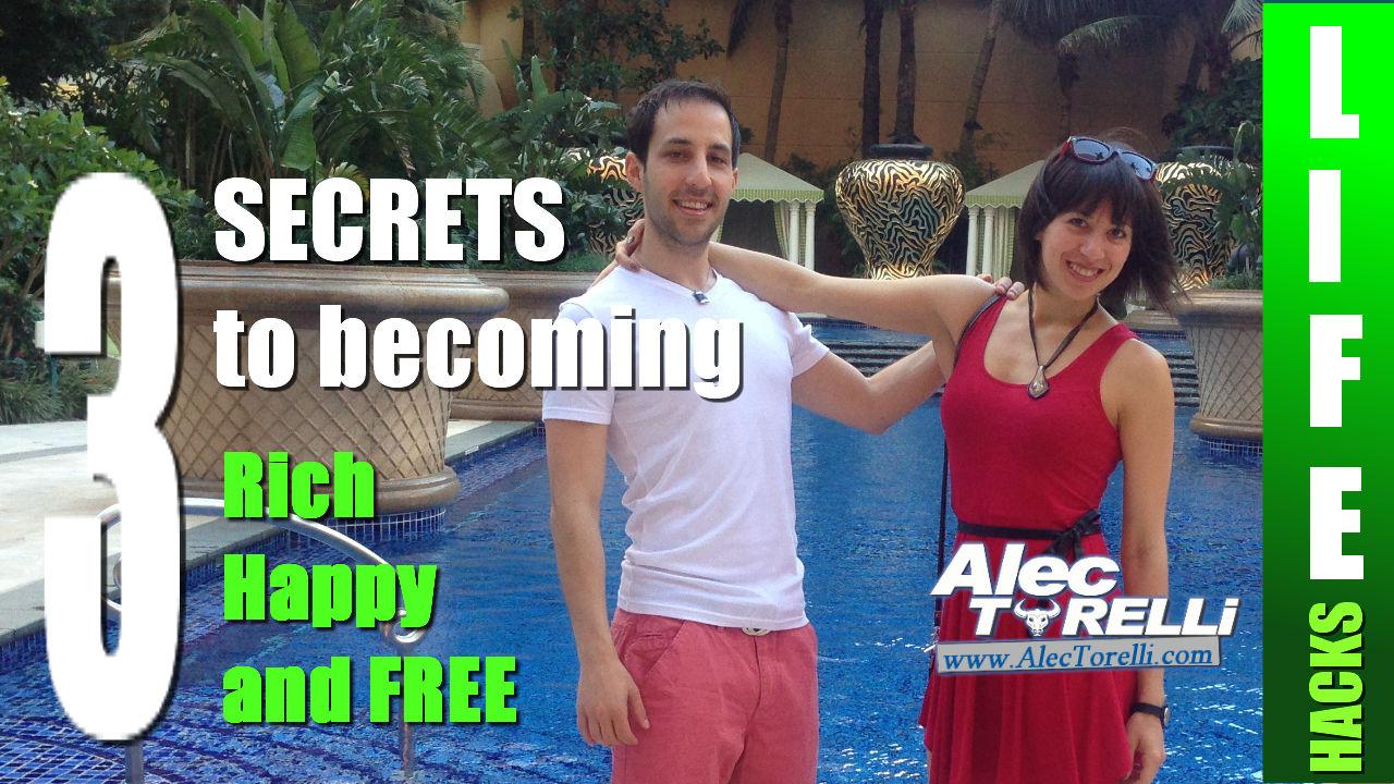 3 secretsgreen