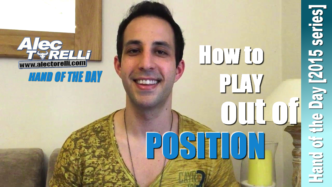 How to play No limit Tournaments