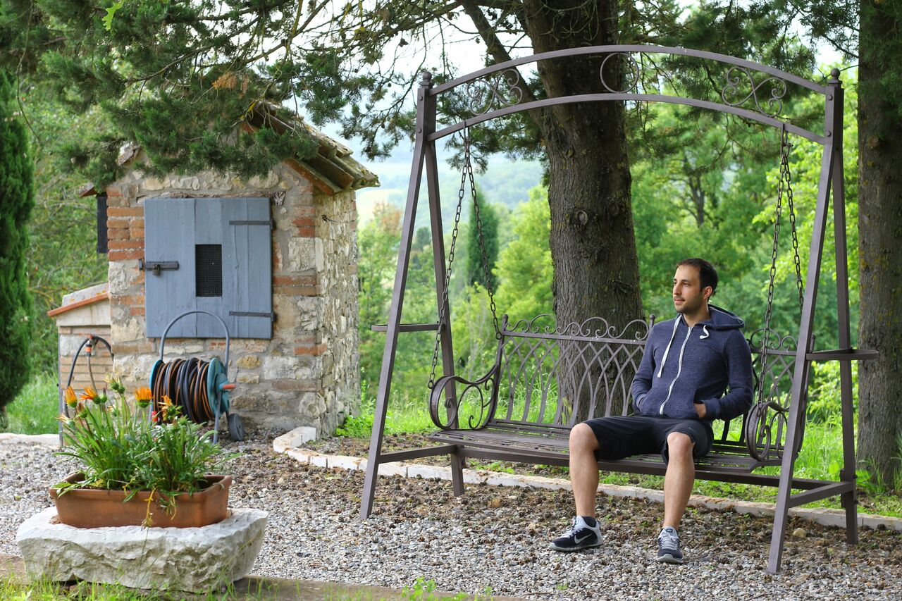 Hanging Out at Our Epic Tuscan Villa – La Pieve Marsina