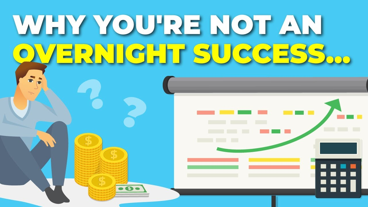 How I Became an 'Overnight Success' in Poker