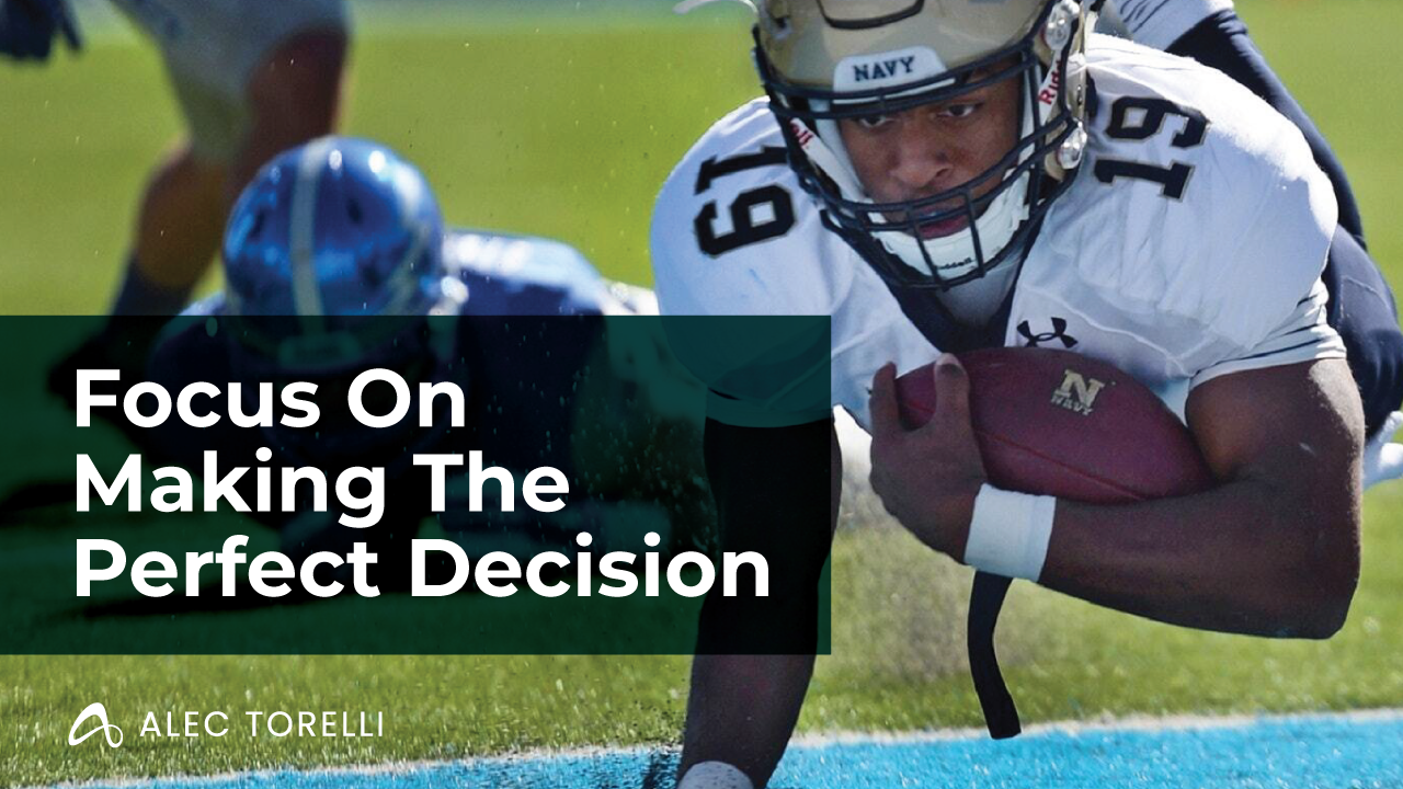 Results-Orientation: the Enemy of the Perfect Decision